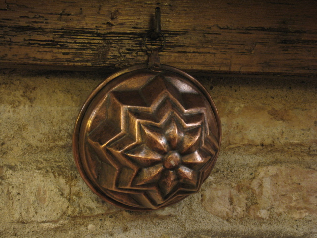 Small copper mold