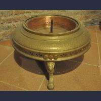 Antique brazier