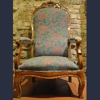 Louis Philippe Armchair