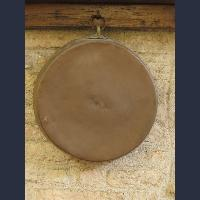 Ancient copper pan