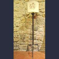 Lighting floor lamp
